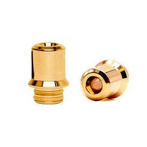 Drip Tip - 510 - Gold - Métal
