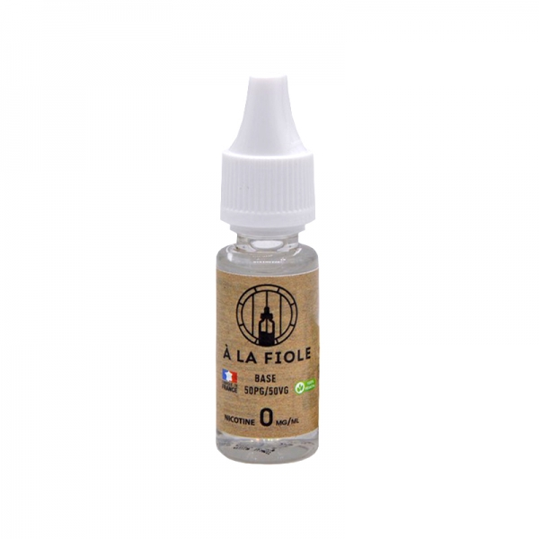 Base 50PG/50VG - 10ml - À La Fiole