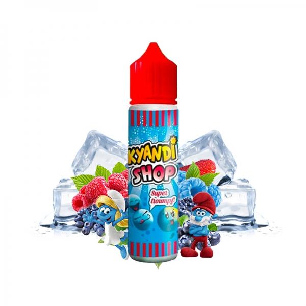 Super Troumpf ICE - 50ml - Kyandi Shop