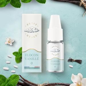 Flocon Vanillé - 10ml - Petit Nuage
