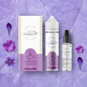 Sironade Violette - 50ml - Petit Nuage
